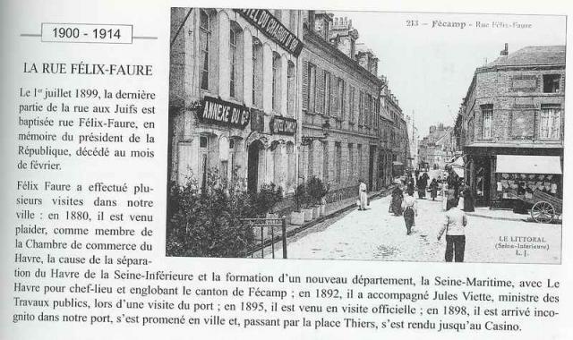 La Rue Félix Faure