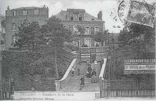 L'Escalier de la Gare