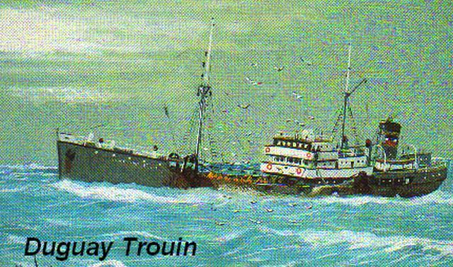 Dugay Trouin