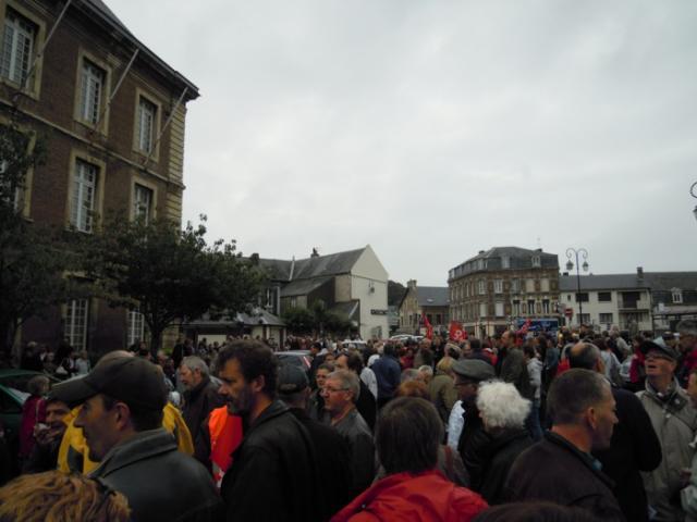 Manifestation retraite du 2 Oct 10