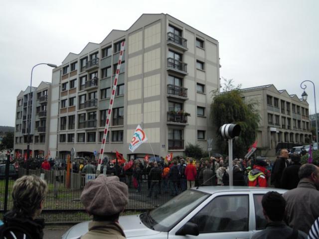 Manifestation retraites 02-10-2010