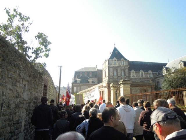Manifestation retraite  12 Oct 2010