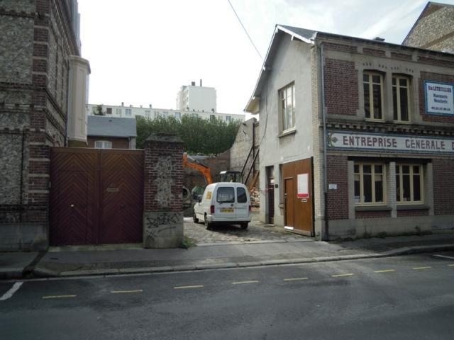 Etablissements Lethuillier rue Jules Ferry