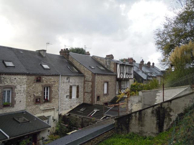 Sente Magnan - arrière maisons route de Valmont
