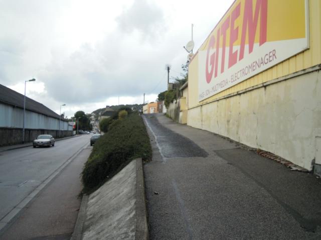 Sente du Roule - route Valmont