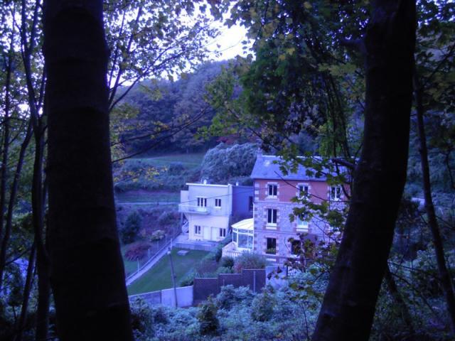 Maison du haut du Val Criquet