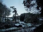 Le grand Parc enneigé, arrivée au Val aux Clercs