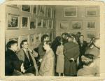 Expo dans les années 60 galerie Laperdrix
