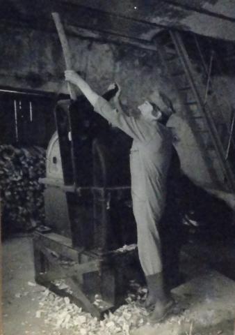 La machine à faire du boucan