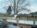 Noël au petit parc, patinoire