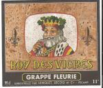 Roy des Vignes Fécampoise