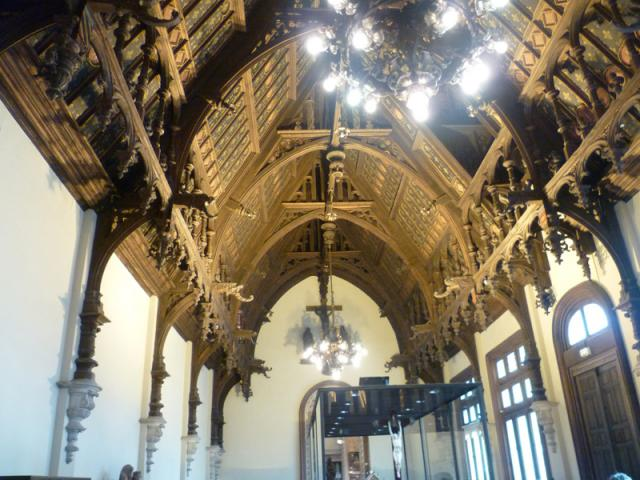 la salle Gothique