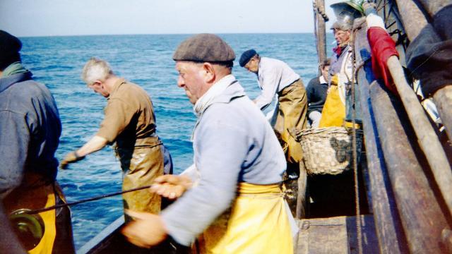 Pêcheurs d'Yport 1962