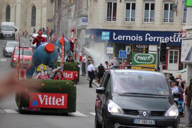Le Tour de France 2012, la Caravane