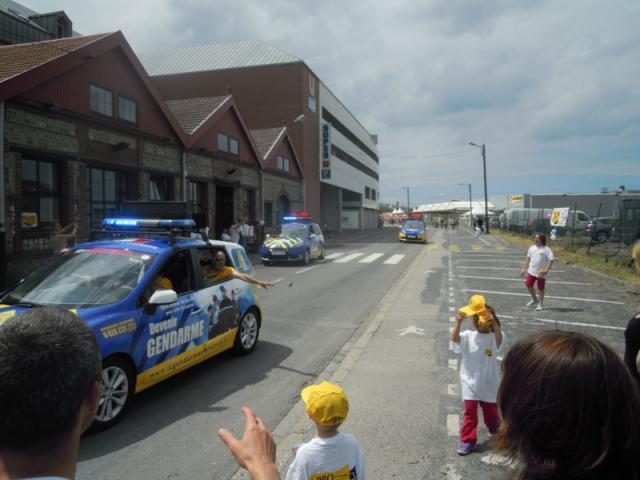 Tour de France 2012, la caravane