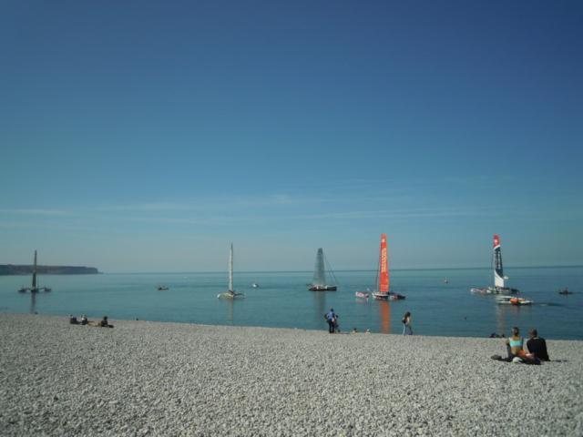 Trophée des Multicoques 2012