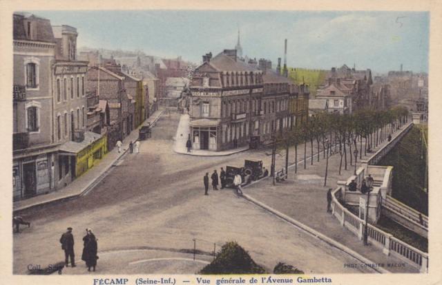 rue des Prés , Avenue Gambetta
