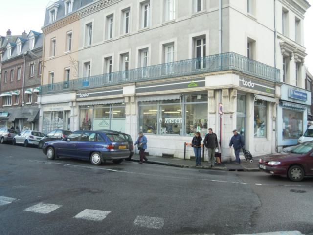 Enseigne Todo, Place Saint-Etienne