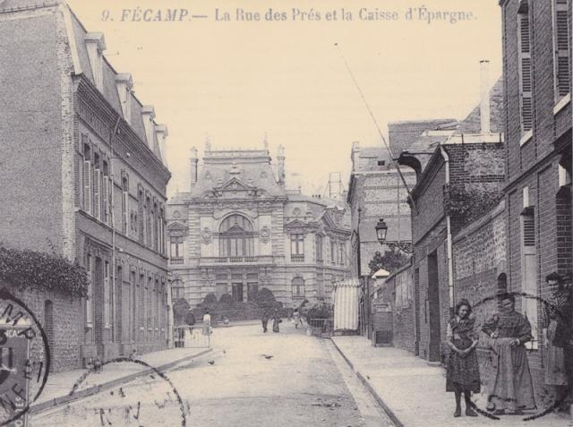 La Rue des Prés