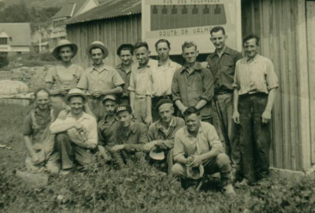 Les castors fécampois d'avant garde. 1953