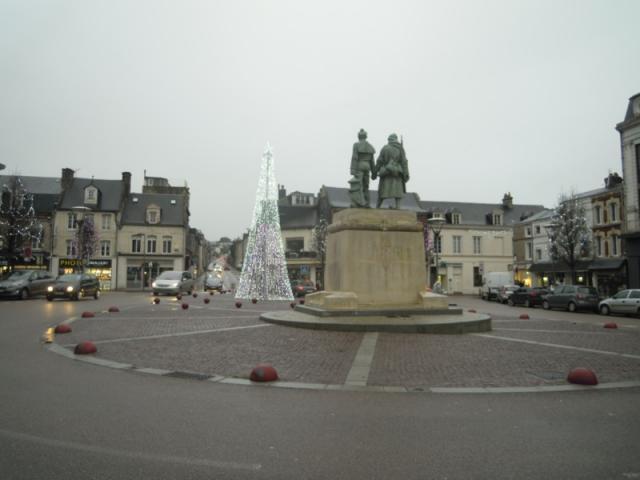 Place Thiers - Charles De Gaule - Week-end de Noël