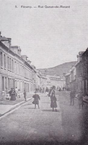 La rue Queue-de-Renard