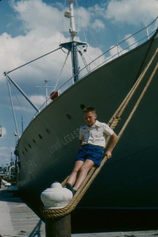 Louis Legasse 1954