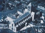 L'abbaye et la place du Gal Leclerc