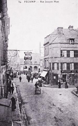 Rue Jacques Huet
