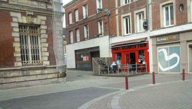 Place Bellet et le Temple Bar