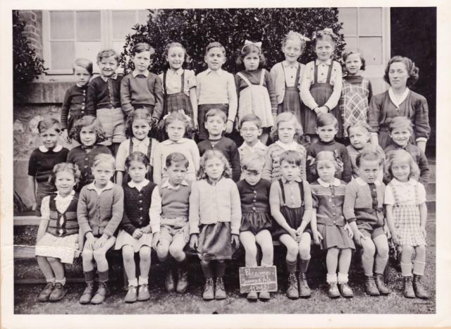 Ecole Jeanne d'Arc 1949 - Classes 11è-12è