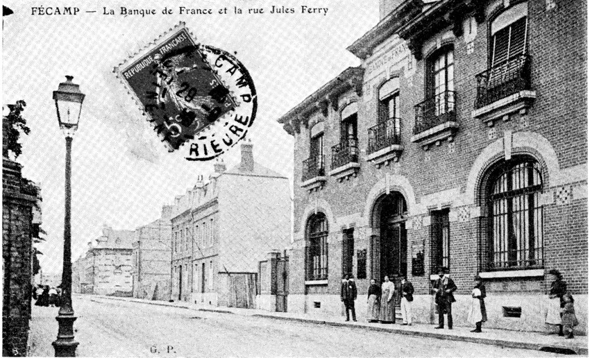 Voir l 39 image rue jules ferry anc rue des jardins forum for Jardin 54 rue de fecamp