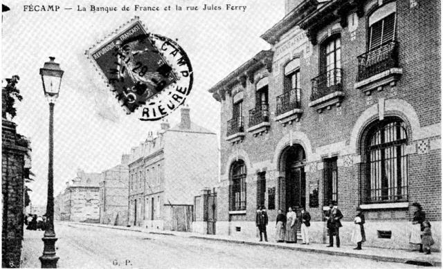 rue Jules Ferry anc rue des Jardins