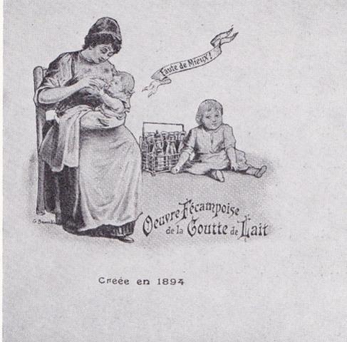 Création de la Goutte de Lait (1894)