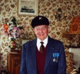 Jean Henry, capitaine de pêche