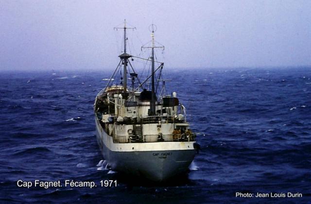 Le Cap Fagnet 1971