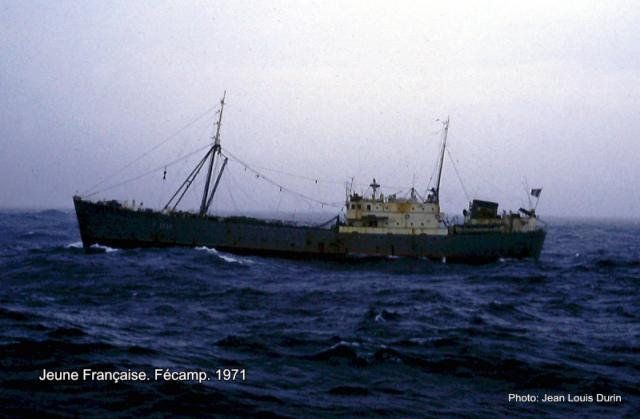La Jeune Française 1971