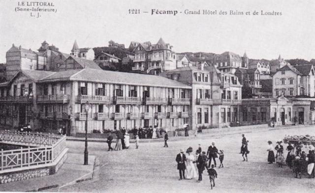 Grand Hotel des Bains et d'Angleterre