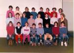 4ème B Cuvier 1983-1984