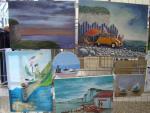 Fête de la Mer et de la Peinture YPORT 15/8/2015