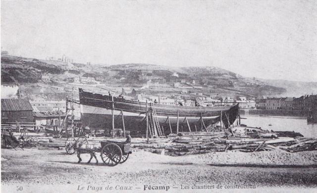 Dundee en construction vers 1095