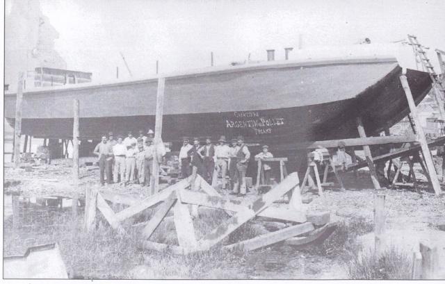 Les chantiers Argentin-Pollet(1920)