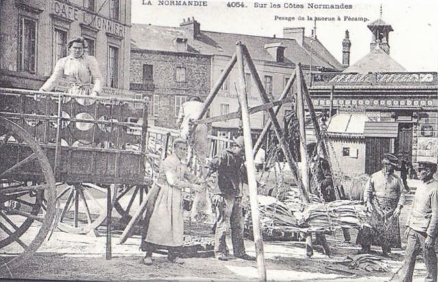 Quai Bérigny - Place Nicolas Selle
