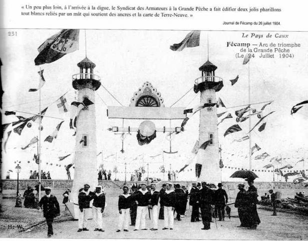 Arc de Triomphe de la Grande Pêche