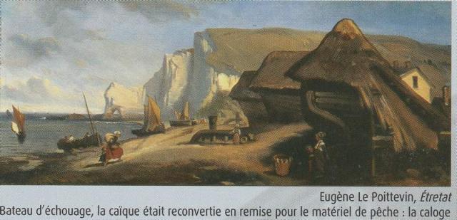 Etretat - La Caloge
