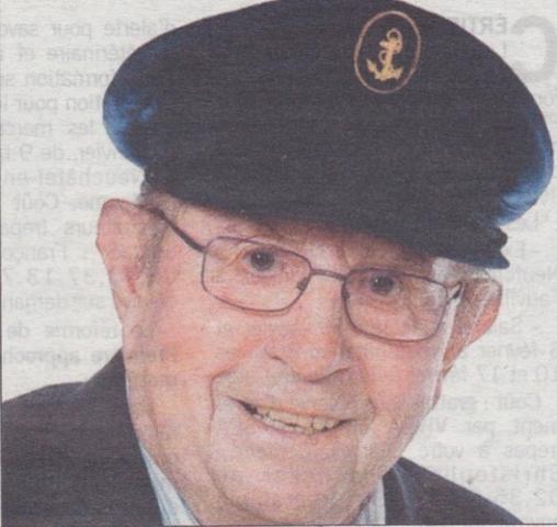 Charles Pontillon, capitaine Terre Neuvier de 1955 à 1972