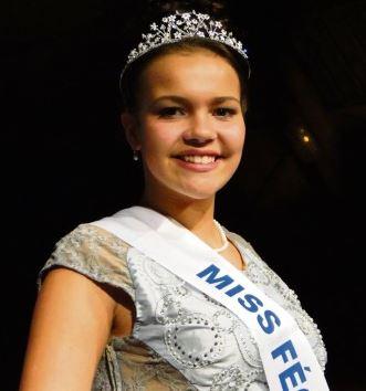Rachel Couillard, miss Fécamp 2016