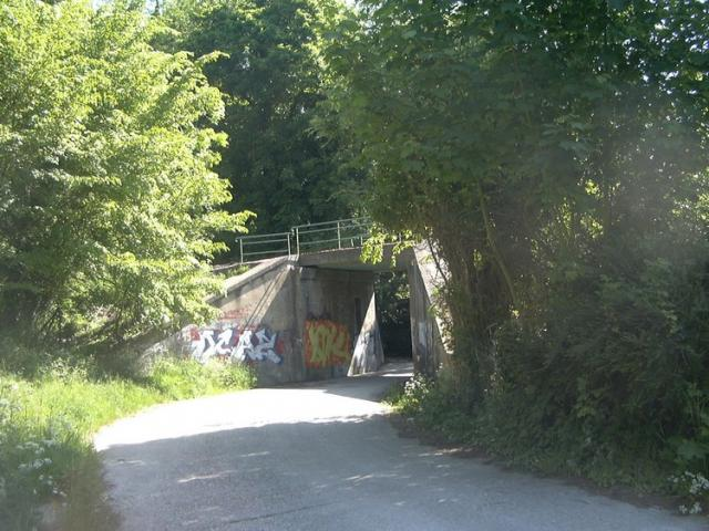 Val aux Clercs - le 2ème pont