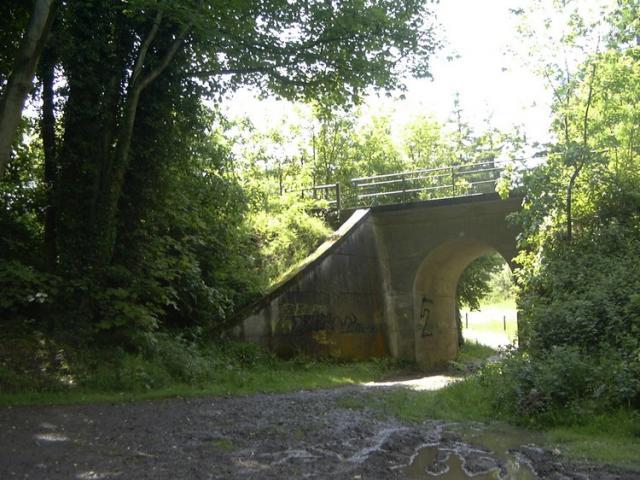 Val aux Clercs - le 7ème pont