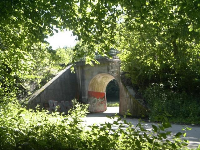 Val aux Clercs - 5ème pont